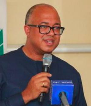 Dr Chikwe Ihekweazu, NCDC DG