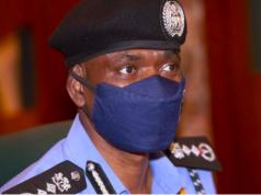 Mohammed Adamu, inspector-general of police