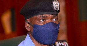 Mohammed Adamu, inspector-general of police