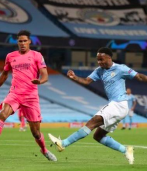Raheem Sterling is the sixth different Englishman to score 20 Champions League goals