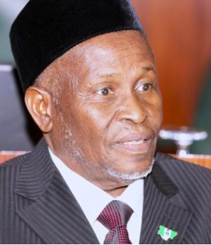 Ibrahim Muhammad, chief justice of Nigeria