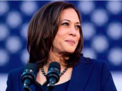 Sen. Kamala Harris, Joe Biden's running mate