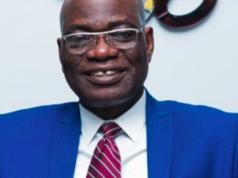 Vice-Chancellor, Prof. Olawatoyin Ogundipe