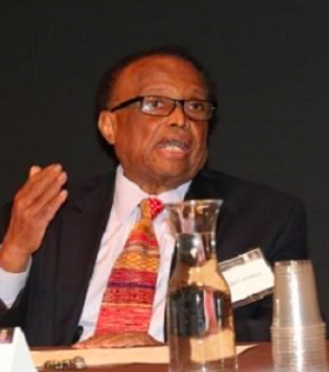Late Ambassador Walter Carrington
