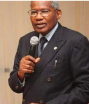 Justice Mohammed L. Garba