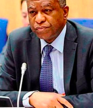 Geoffrey Onyeama, minister of foreign affairs