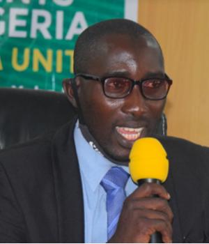 Amir (President) of Muslim Students' Society of Nigeria, Lagos State Area Unit (MSSNLagos), Miftahudeen Thanni