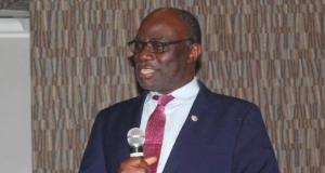 James Momoh, chairman, Nigerian Electricity Regulatory Commission