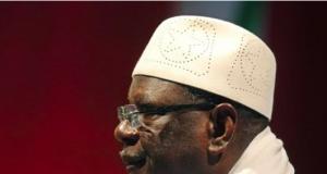 Ousted Malian President Ibrahim Keita