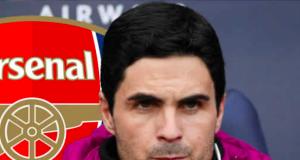 Mike Arteta, Arsenal coach