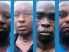 Suspected Abakiliki Bullion Van Robbers