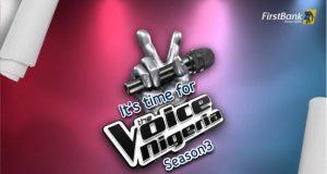 The Voice Nigeria -Season 3