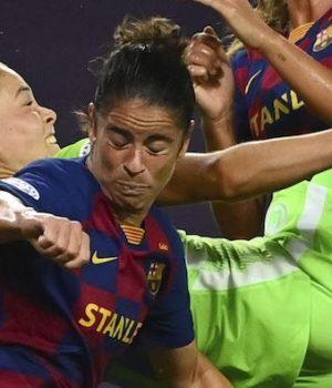 Wolfsburg tops Barca to reach women's Champions League final