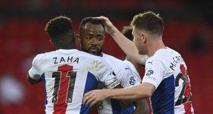 Crystal Palace beat Man United 3-1