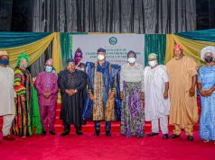 Gov. Abiodun and the new board chairmen