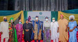 Gov. Abiodun and the new board chairmen
