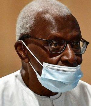 Lamine Diack, ex-IAAF President