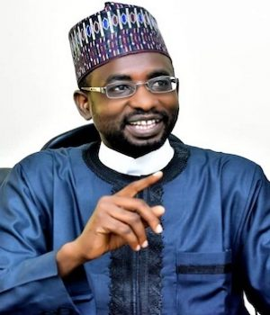 Mallam Kashifu Inuwa, NITDA boss