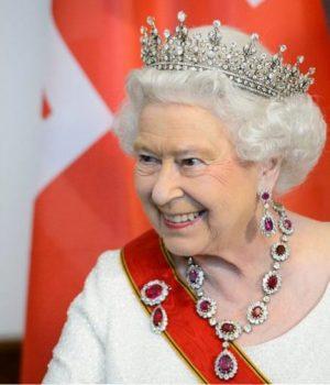 Queen Elizabeth II of England