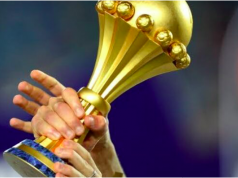 AFCON Trophy won for keep by Egypt