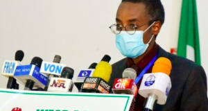 Dr. Sani Aliyu, PTF Coordinator