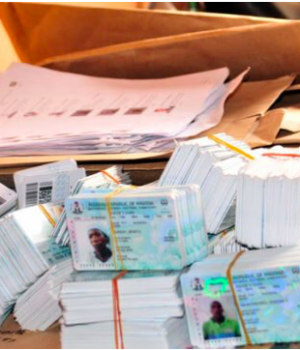 Uncollected PVCs in Edo