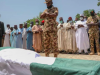 Interment of late Dahiru Bako