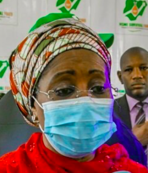 Minister of State Industry, Trade and Investment, Mariam Yalwaji Katagum