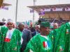 President Buhari and Gov. Fayemi