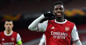 Arsenal beat Dundlak in London