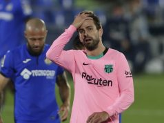Barcelona slump to surprise defeat at Getafe