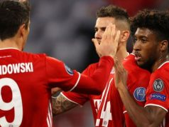 Bayern Munich beat Atletico 4-0