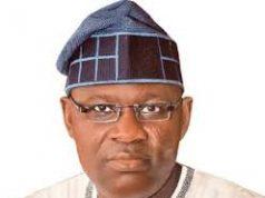 Dr. Ismail Adebayo Adewusi