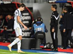 Federico Chiesa sent off in debut march against Crotone