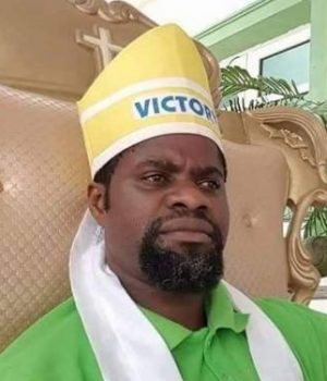 Pastor Samuel Babatunde