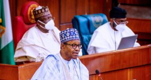 President Buhari presents 2021 Appropriation Bill