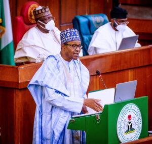 President Buhari presents 2021 Appropriation Bill