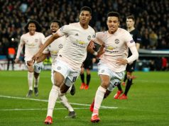 Rashford's last-gasp penalty knocks stunned PSG