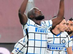 Lukaku strikes again as Inter Milan grind out 2-0 win at Genoa