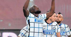 Lukaku strikes again as Inter Milan grind out 2-0 win at Genoa