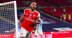 Arsenal beat Manchester City in the 2019-20 FA Cup semi-final