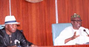 Coordinatior, Amnesty programme, Milland Dikio and Babagana Monguno, NSA
