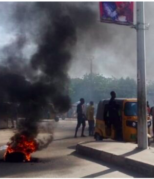 #EndSARS protests in Kano