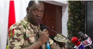 Musa Sagir, army spokesman