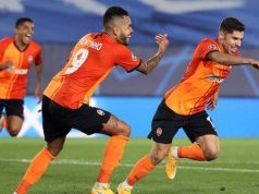Shakhtar Donetsk beat Real Madird