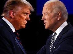 Trump vrs Biden