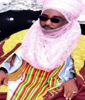 Ahmed Nuhu Bamalli, new Emir of Zazzau