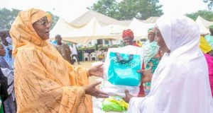 Aisha Buhari's packages in Bauchi