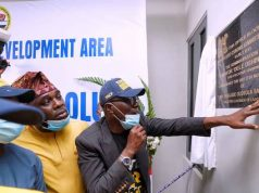 Gov. Sanwo-Olu commissions new secretariat