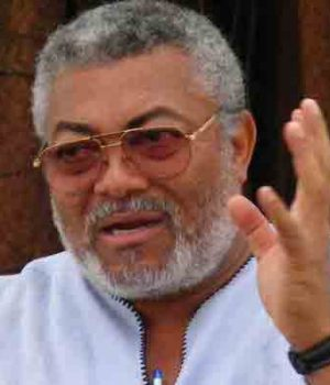 Jerry John-Rawlings